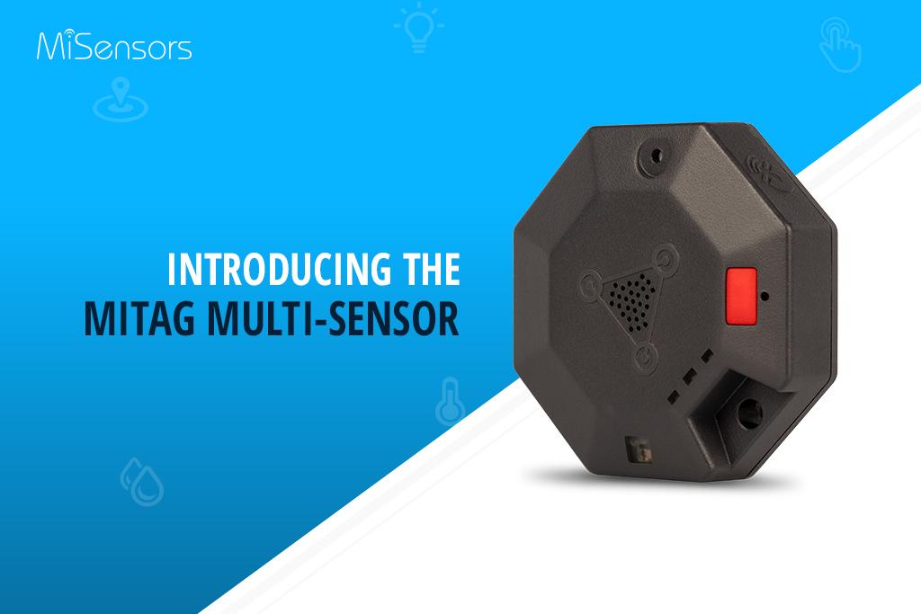 DCS Releases MiTag Multi-Sensor